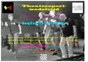 Theatersport wedstrijd 16 nov1